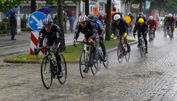 ¿Cómo afrontar un triatlón con lluvia?
