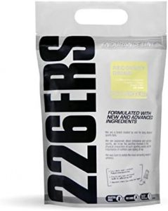 226ERS Recovery Drink Recuperador Muscular Sabor Yogurt de Limon