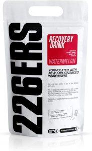 226ERS Recovery Drink Recuperador Muscular con Proteína Whey Creatina Hidratos de Carbono