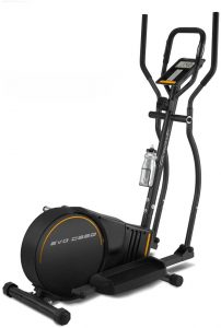 BH Fitness - EVO - C950 VELBOS - Bicicleta Elíptica Adultos Unisex