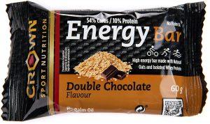 Crown Sport Nutrition Barritas Energeticas