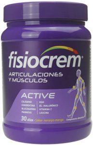 Fisiocrem Active recuperación muscular con Leucina polvo
