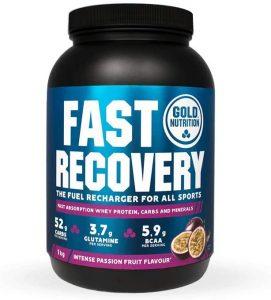 Goldnutrition Fast Recovery 1kg Maracuyá Bebida de Recuperación