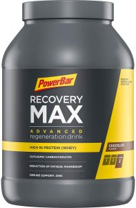 PowerBar Recovery Max Chocolate 1144g Magnesio y Zinc