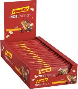 PowerBar Ride Energy Peanut Caramel 18x55g