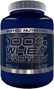 Whey Protein 2350g white chocolate