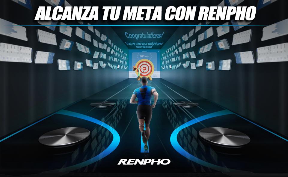 Bascula inteligente Renpho
