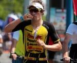 Cómo prepararse para competir en un triatlón con calor