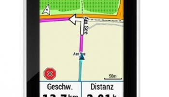 Análisis del Ciclocomputador GPS Garmin Edge Explore